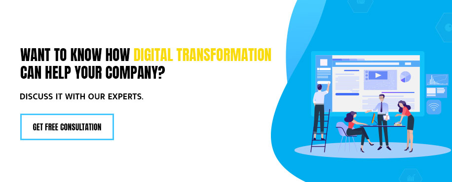 Learn How Digital Transformation Can Help Your Business