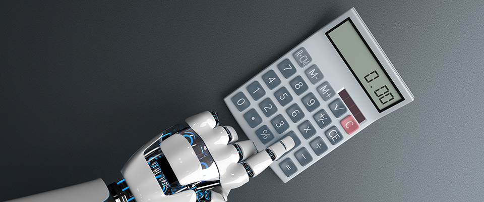 Robotic process automation services for Financial Services